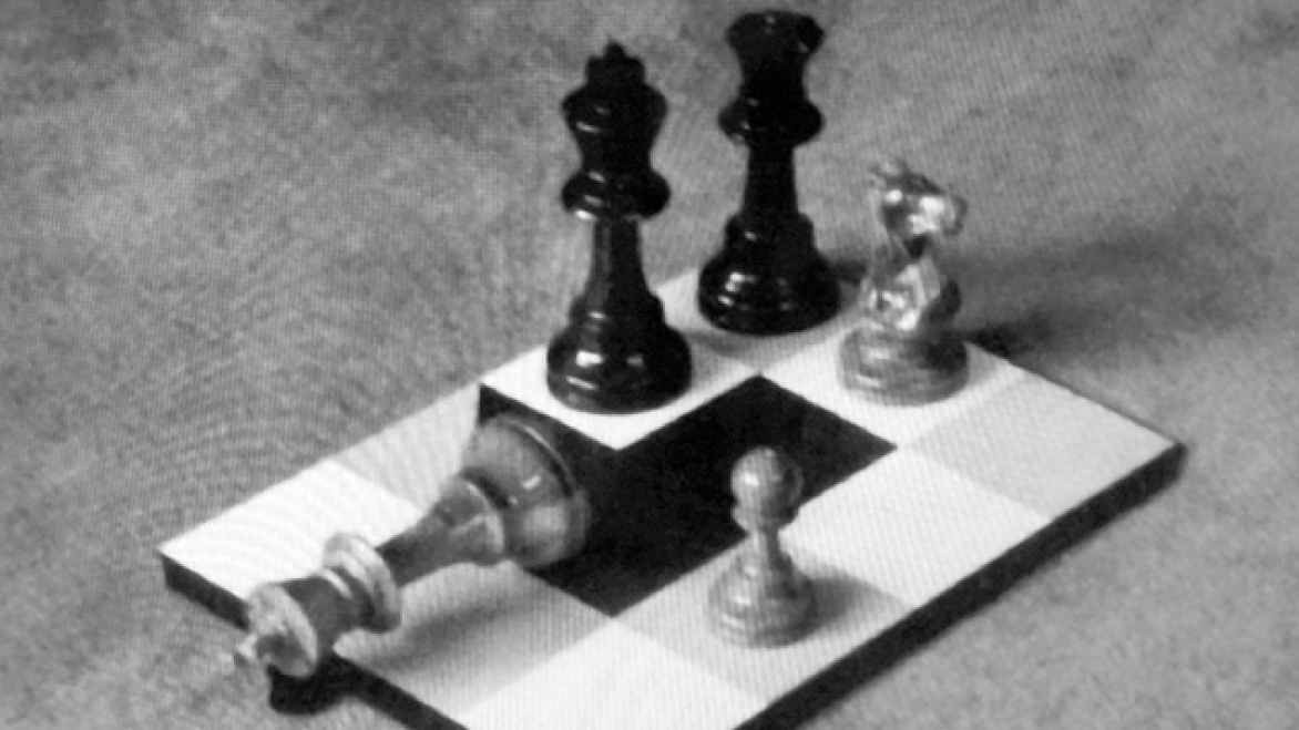 8x8: A Chess Sonata in 8 Movements, de Hans Richter y Jean Cocteau