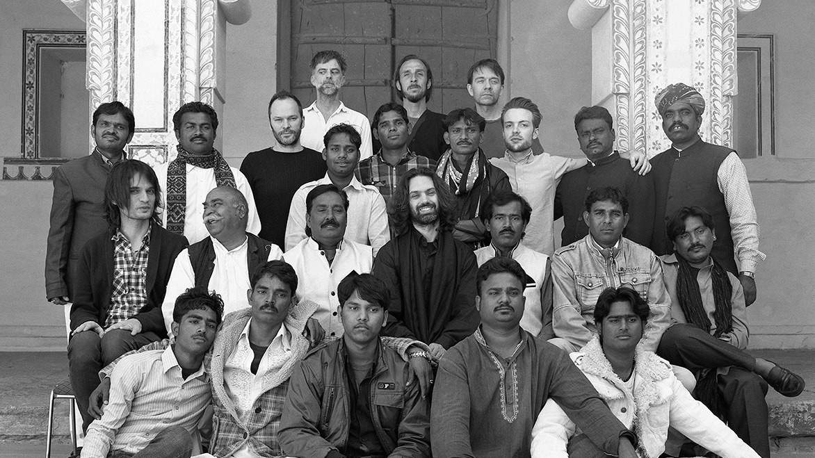 """Junun"", de Paul Thomas Anderson"