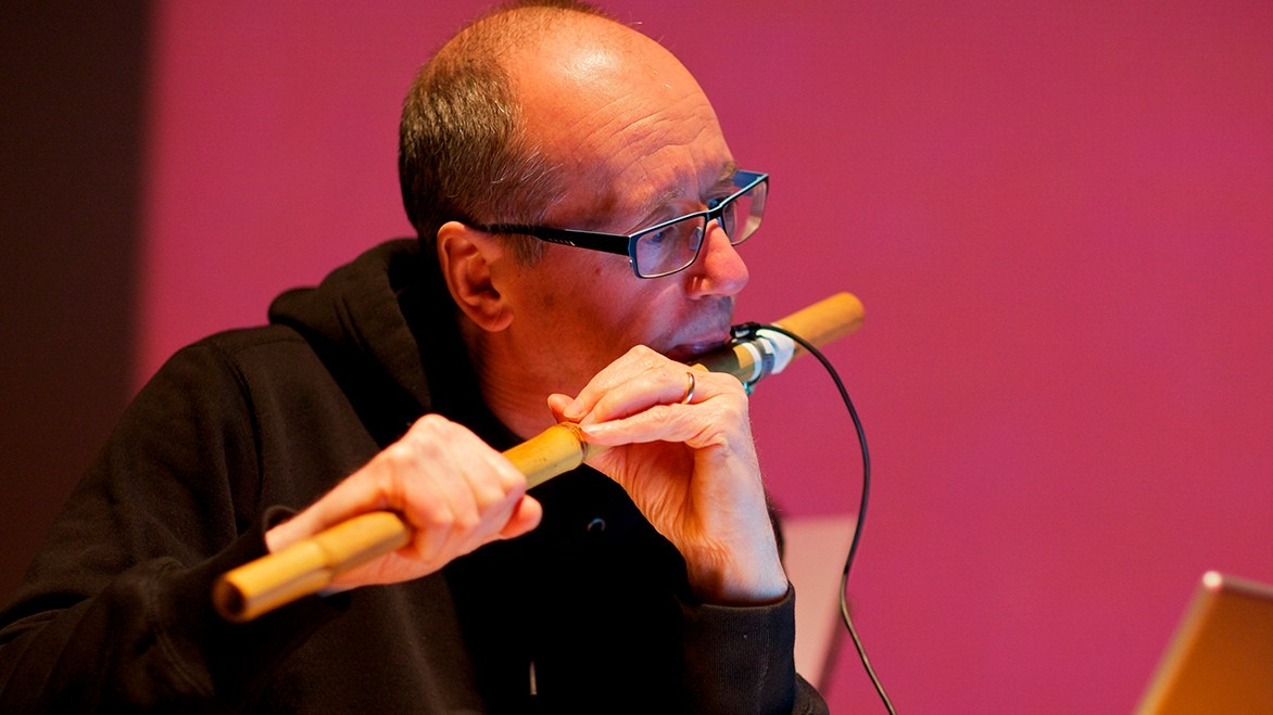 A conversation with David Toop