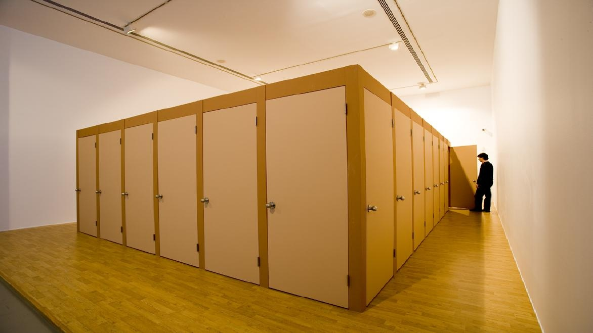 """Koreans: 49 Rooms"": Kyuchul Ahn"
