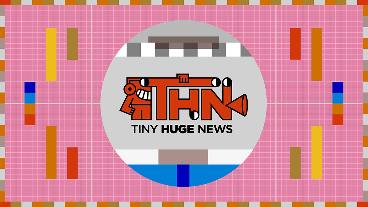 "Taller La gran sala de noticias ""Tiny Huge News"""