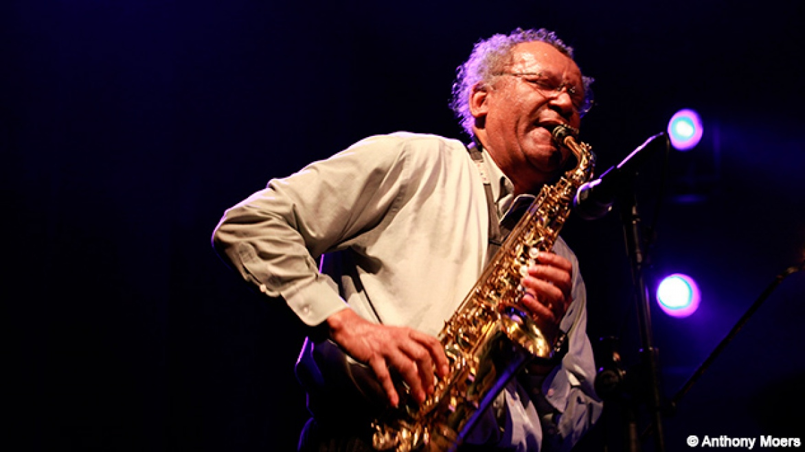 Anthony Braxton Diamond Courtain Wall Quartet