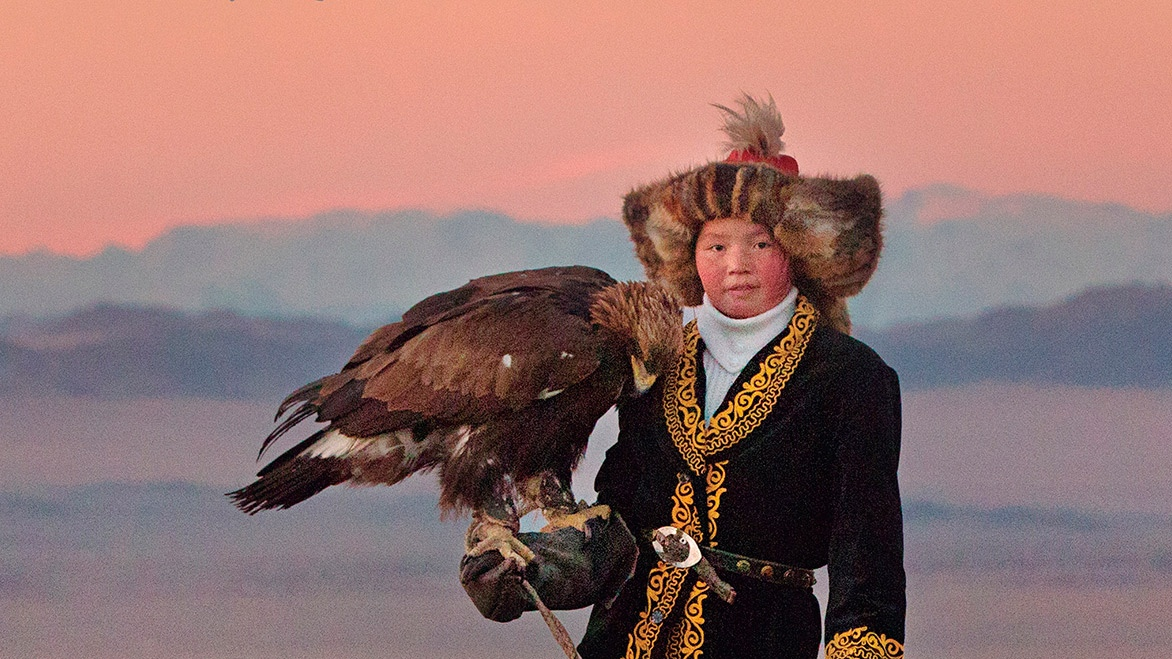 """The Eagle Huntress"", de Otto Bell"
