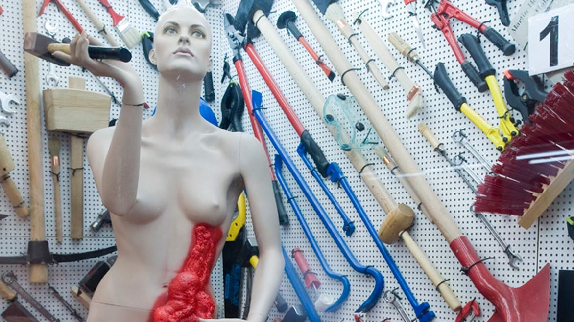 """The Subjecters"", de Thomas Hirschhorn"