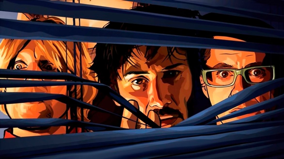 """A Scanner Darkly"", by Richard Linklater"