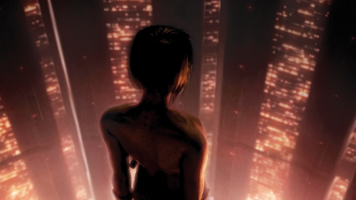 Ghost in the Shell 2.0, de Mamoru Oshii. Japón, 2008. 83 min.