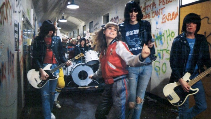 Rock & Roll High School, de Allan Arkush. EE. UU., 1979. 93`. VOSE