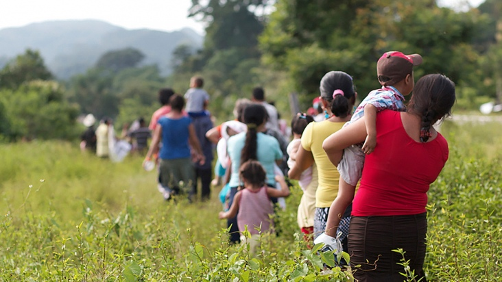 Other Threats to Peace: Central America's Northern Triangle