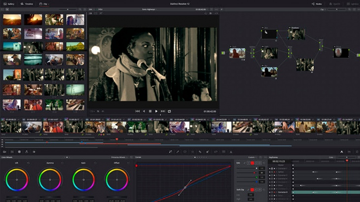 DaVinci Resolve 14: curso de corrección de color