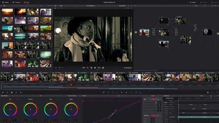 DaVinci Resolve 14: curso de edición de vídeo y audio