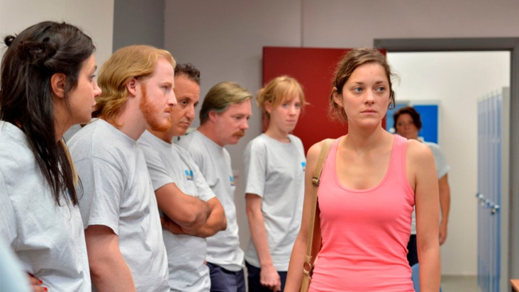 """""""Two Days, One Night"""", by the Dardenne brothers + discussion"""