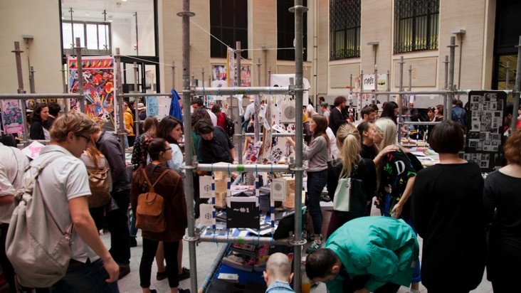 Libros Mutantes 2016. Madrid Art Book Fair
