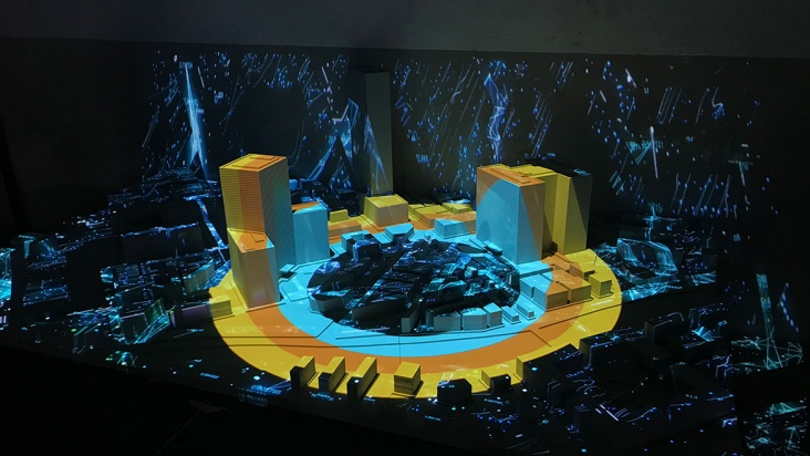 Madmapper. Videomapping y Lightmapping