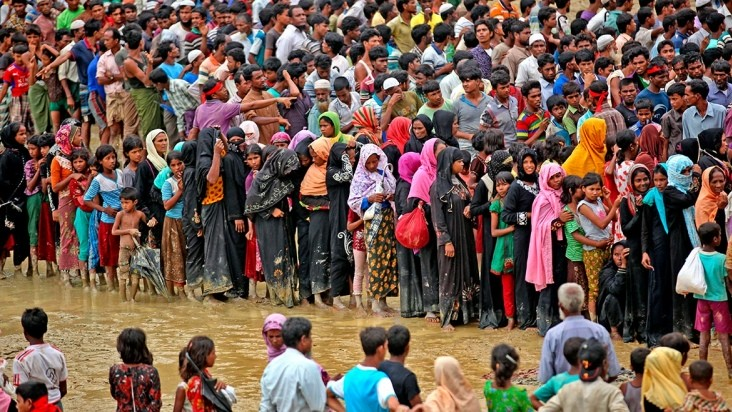 """Rohingya: A Genocide in the Digital Era"" by Razia Sultana"
