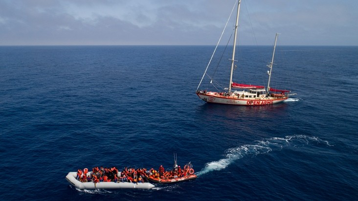 The Shipwreck of Human Rights in the Mediterranean
