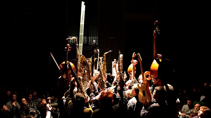 FOCO Orchestra, conducted by David Leahy
