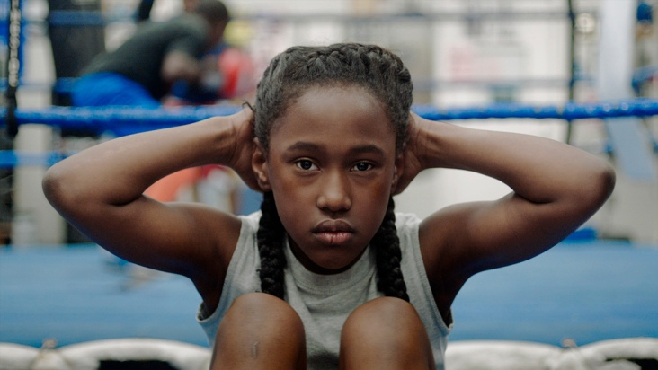 """The Fits"" by Anna Rose Holmer"