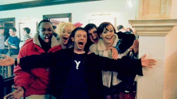 """Human Traffic"" by Justin Kerrigan"