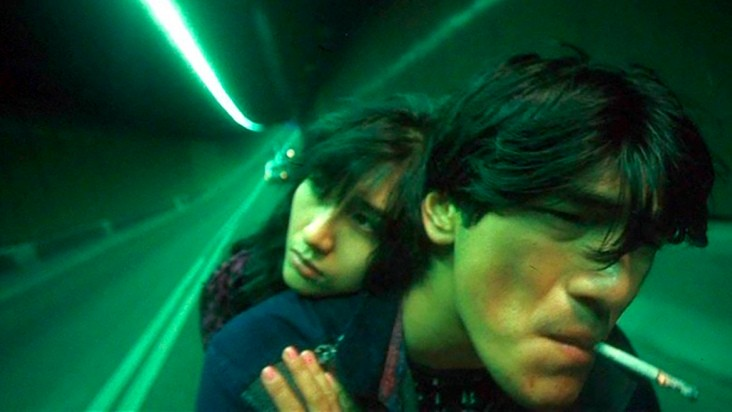 """Fallen Angels"" by Wong Kar-Wai"
