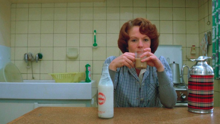 """Jeanne Dielman, 23, Quai du Commerce 1080 Bruxelles"" by Chantal Akerman"
