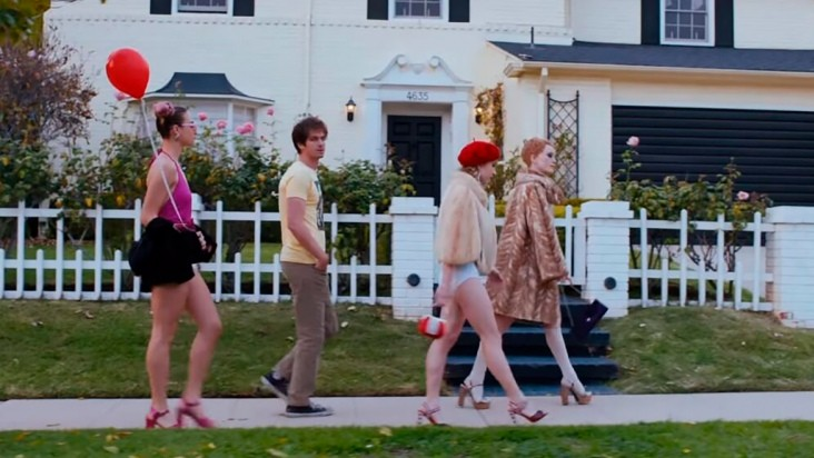 """Lo que esconde Silver Lake"", de David Robert Mitchell"
