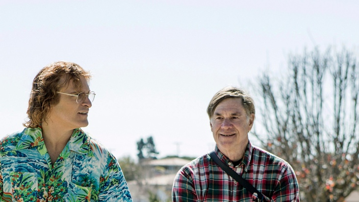 """Don't Worry, He Won't Get Far on Foot"" by Gus Van Sant"